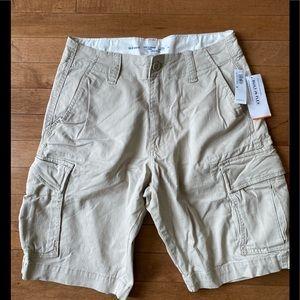 Old Navy Men's Built In Flex Cargo Shorts Size 28